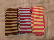 Lot Of Girls Boutique Tights Size 6-8 EUC New Grinch Cat In The Hat Christmas