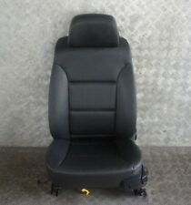 *BMW 5 Series E60 E61 LCI Imitaion Leather Front Left N/S Seat Passenger Side