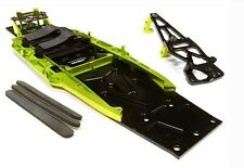 Integy Billet Traxxas Slash 2WD LCG Chassis Kit VXL Low Center Gravity Green