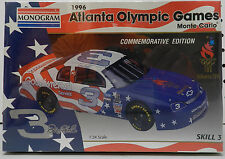 DALE EARNHARDT 3 GOODWRENCH USA OLYMPIC 96 CHEVY MONTE CARLO MONOGRAM MODEL KIT