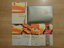 Seat Ibiza Owners Handbook/Manual and Wallet 99-02