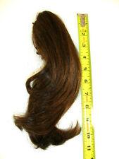 Raquel Welch Hair Addition Prim R8 Brown Dark Cinnamon Clip On Fall Pony Tail
