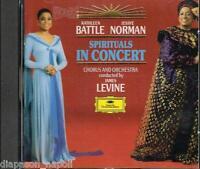 Spirituals In Concert / Kathleen Battle, Jessye Norman, James Levine - CD