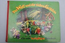 Dolfi Vort - Der Wolf und die sieben Geisslein.