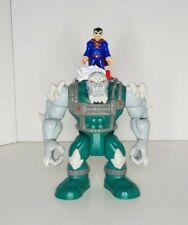 Fisher-Precio Imaginext Superman Y Doomsday
