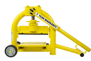 "ORIT Blockcutter 330 – 120 mm ""Easy Turner Compact"" 7 year Warranty Made in EU"