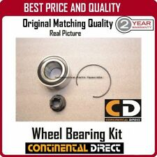 FRONT WHEEL BEARING KIT  FOR RENAULT MEGANE COACH CDK1084