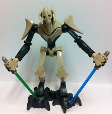 """Star Wars Clone Trooper 10"""" Talking Light Up General Grevious Action Figure LFL"""