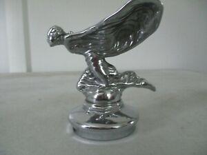 Rolls-Royce Kneeling Lady hood ornament  Silver Wraith Silver Dawn Phantom III