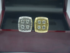 2 Pcs Ring 1979 1979 Pittsburgh Steelers World Championship Ring //