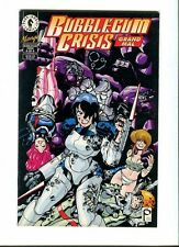 Bubblegum  Crisis : Grand Mal  4 of 4 . Dark Horse  1994 - FN / VF