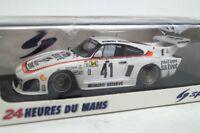43LM79 SPARK 1:43 Porsche 935 K3 #41 Winner LM 1979