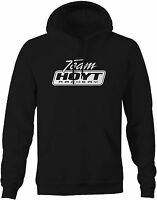 Team Hoyt Archery Block Bow Hunting SweaT Shirt Hoodie