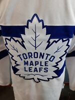 TORONTO MAPLE LEAFS AUTHENTIC STADIUM SERIES BLANK ADIDAS JERSEY BNWT