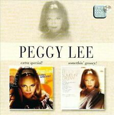 Extra Special! / Somethin' Groovy! by Peggy Lee  ( CD, Jan-1998, Emi )