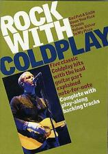 Rrp $49.99 Rock With Coldplay DVD Learn To Play Guitar Tuitional Tutorial