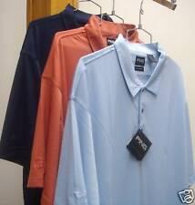 PING Golf Men Size XXXL Drop Needle Polo Sport Shirt Dry Fiber Dri fit 3XL CEDAR