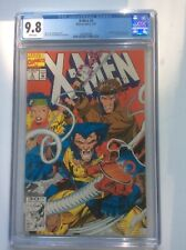 X-Men 4 CGC 9.8 w/ White Pages Newly Slabbed... Gorgeous!!! 1st Omega Red