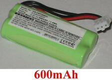 Batterie 600mAh für Philips Kala 3322