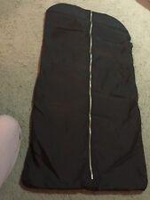 Authentic LOUIS VUITTON Garment Pouch bag Snap