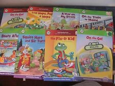 Leap frog Leapfrog Tag lot of 8 books