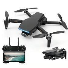 S3 4K 5G HD Dual Camera Drone Foldable RC Quadcopter 1KM GPS Wide Angle Drone