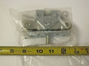 Hager 4-Wheel Sliding Door Track Overhead Hanger 9105 w/ Hardware Steel NOS