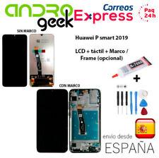 Pantalla LCD Huawei Psmart P smart 2019 + TÁCTIL + MARCO (opcional). Envio 24h