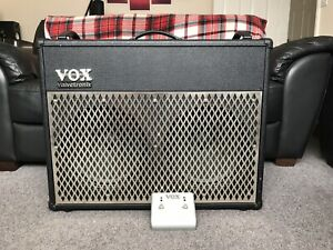 Vox AD100VT Valvetronix Amplifier with Footswitch