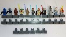 LEGO Star Wars Minifigure Magnet Lot