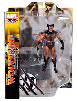 Marvel Diamond Select Unmasked Wolverine Action Figure