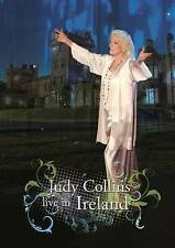 Judy Collins: Live in Ireland (DVD, 2014)Amazing Grace Danny Boy Celtic Songs