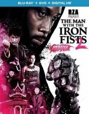 Man With The Iron Fists 2 - Blu-ray Region 1