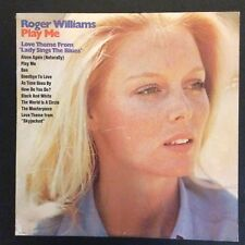 Roger Williams on Kapp KS3671 – Play Me – 1972 Disc in E+ condition, cover E