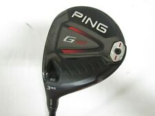 Used LH Ping G410 14.5* 3 Fairway Wood Ping Alta 65 Graphite Senior SR Flex