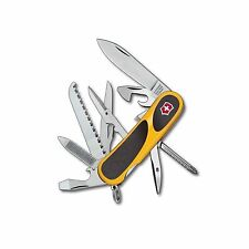 Victorinox Swiss Army Knife - EvoGrip S18 - Delemont Collection Free Shipping