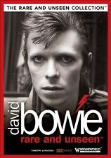 David Bowie: Rare and Unseen (DVD, 2010)