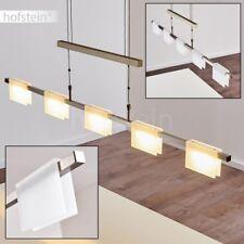Lampe à suspension Plafonnier Lampe pendante Design Lustre LED Luminaire Verre