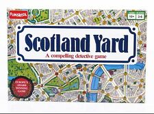 Funskool Scotland Yard - a Compelling Detective Board Game
