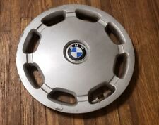 "(1) OEM 1991-92 BMW 318i 320i 14"" Hubcap Full Wheel Cover p/n 36131180667"