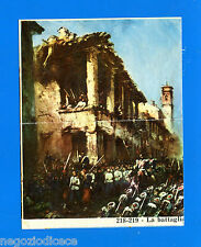 CENTENARIO UNITA D'ITALIA - Figurina-Sticker n. 218-219 -  -Rec