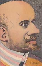 C1475) RITRATTO DI GABRIELE D'ANNUNZIO, EDITO DA NERBINI EDITORE.