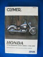 1998 - 2006 Clymer Honda VT750C Shadow ACE DeLuxe Spirit Service Manual A642