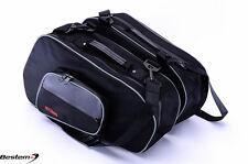 Honda St1300 Saddlebag Side Case Trunk Liner Bag Liners Bag BLK by Bestem Sydney