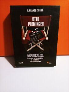 DVD Otto Preminger Boîte Come Nouveau