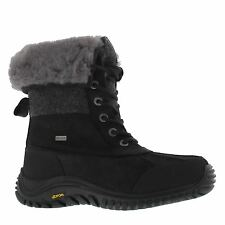 UGG Australia Patternless Lace Up Boots for Women
