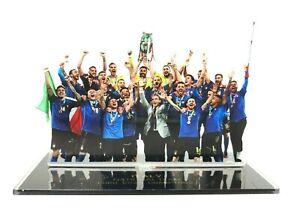 Italy Championship Ornament -Italia Football Team Lift Euro2020 Champions Trophy