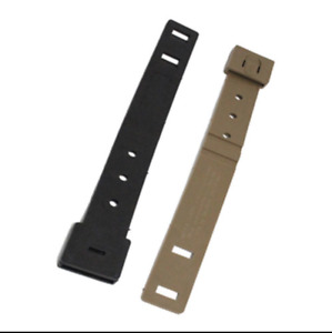 X2 Tactical Tailor Malice Clips Standard Versions - Black & Tan Molle System