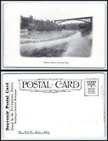 PENNSYLVANIA Postcard - Pittsburgh, Panther Hollow, Schenley Park O25