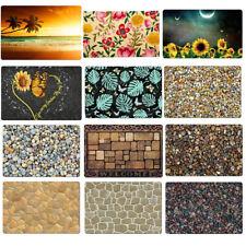 Cobblestone Pebble Printed Door Mat Kitchen Barhtoom Home Decor Floor Carpet Rug
